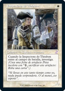 Inspectora de Thraben