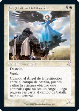 Ángel de la restitución