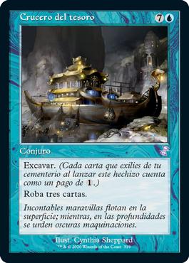 Crucero del tesoro