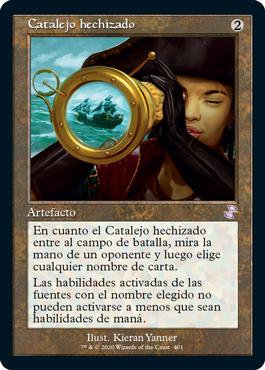 Catalejo hechizado
