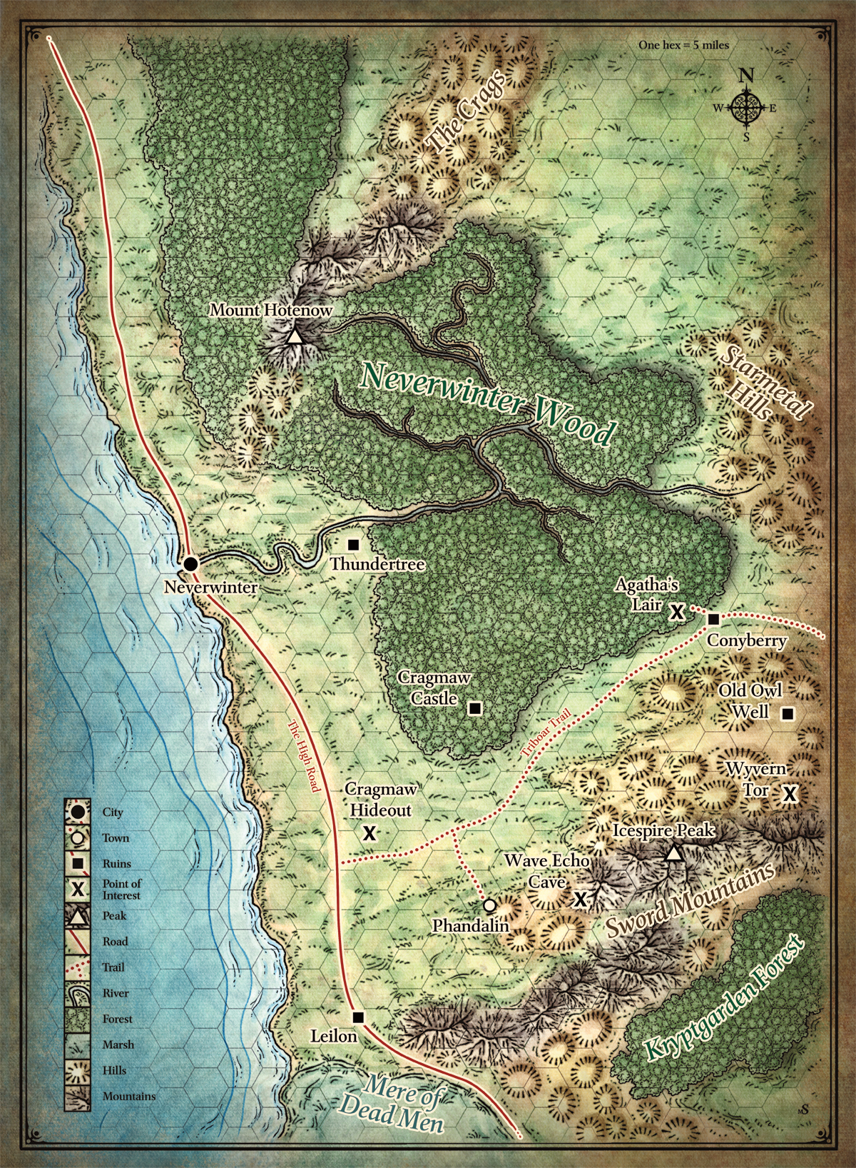 dungeons and dragons 5e campaigns free
