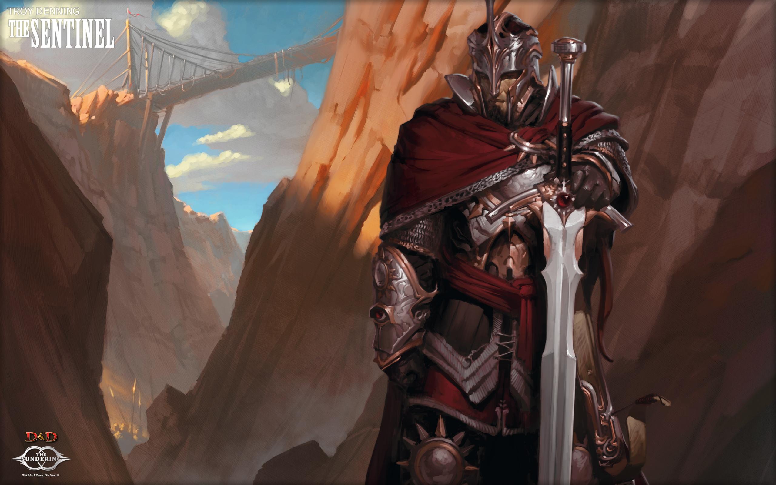 5e Grognard: Sentinel
