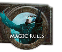 Magic Rules