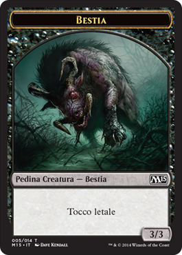 Bestia / Beast