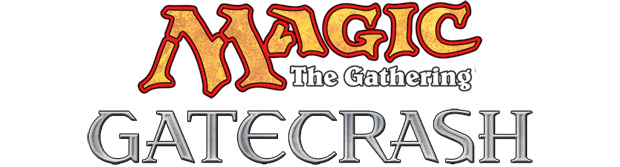 Magic 2013 Logo Gatecrash Logo