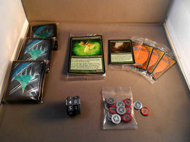 Commander's Arsenal – Ein neues EDH-Produkt