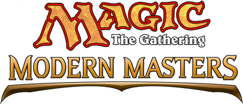 Magic: The Gathering Modern Masters Logo