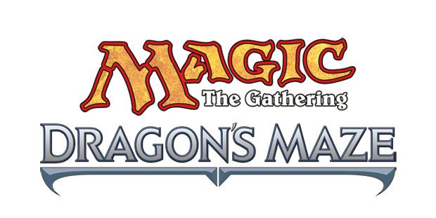 Dragon's Maze Logo