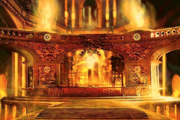 Go Back > Gallery For > Sacred Foundry Gatecrash