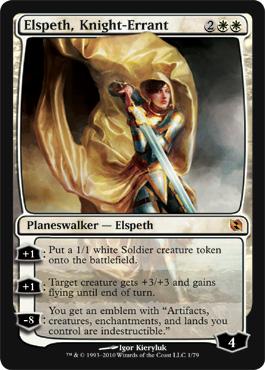 Elspeth vs. Tezzeret Decklists : Daily MTG : Magic: The ...