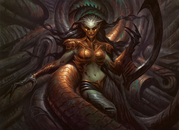 Mirrodin Besieged Preview Art