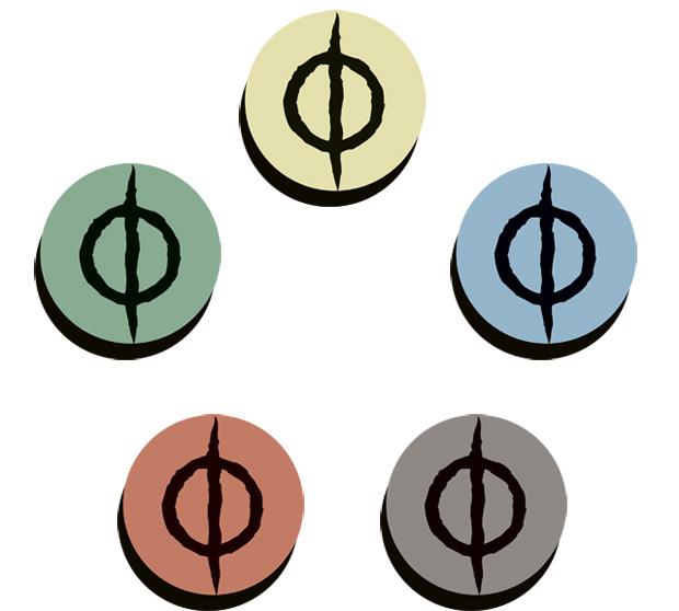 Phyrexian Mana Symbols