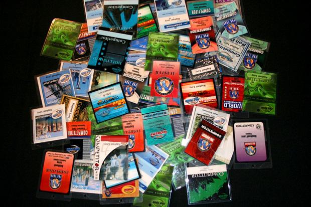 Pro Tour Badges