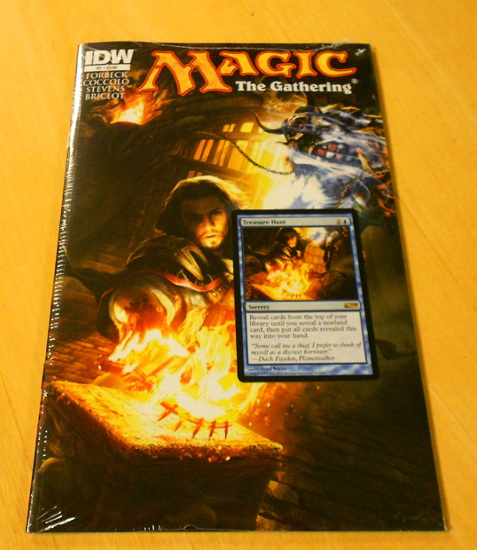 Magic: The Gathering Comic Book