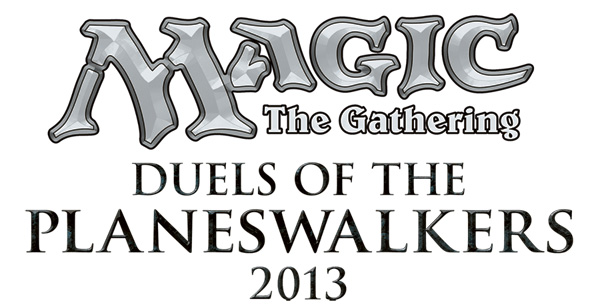 Magic 2013 Logo of The Planeswalkers 2013