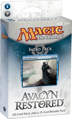 Magic the Gathering Avacyn Restored Intro Pack: Solitary Fiends