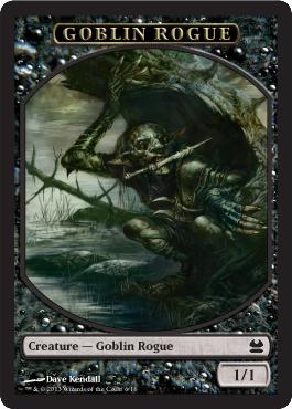Goblin Rogue 1/1