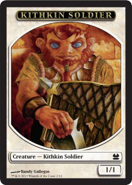 Kithkin Soldier 1/1