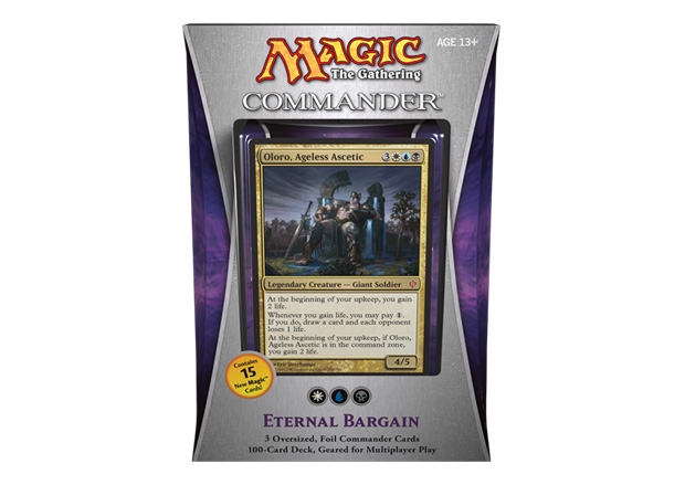 All Five Commander Decklists | MAGIC: THE GATHERING
