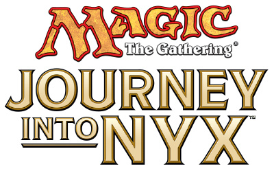 Magic the Gathering MtG Journey into Nyx Avant-Premiere Prerelease