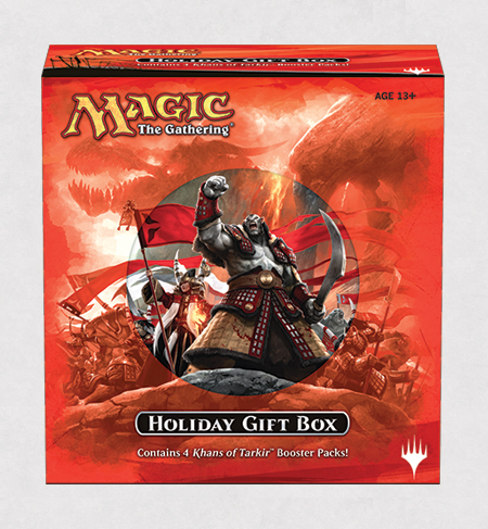 Announcing the 2014 Holiday Gift Box | MAGIC: THE GATHERING