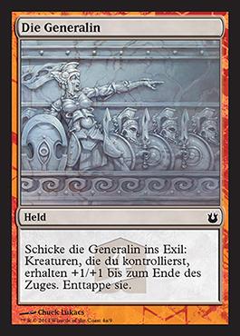 Die Generalin