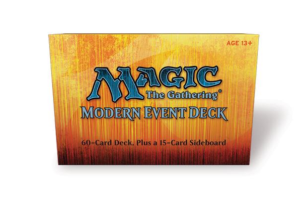 GALAXY-COMICS: MTG Modern Event Deck Checklist