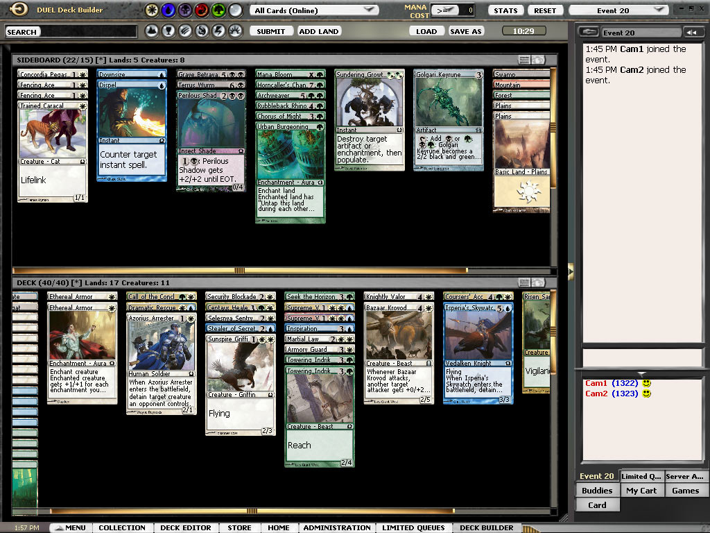 While This Scene Still Has A Few Tweaks Ahead Of It, We Believe We're On  The Right Track To A Great Deckbuilding Scene