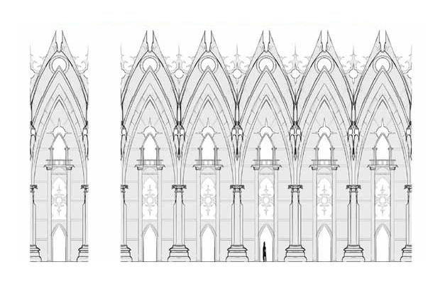Godless Shrine Gatecrash Art The Art of Gatecrash |...