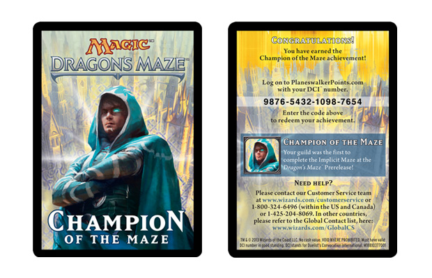 Planeswalker Points Dragon's Maze Achievements and Updates ... Planeswalker Points