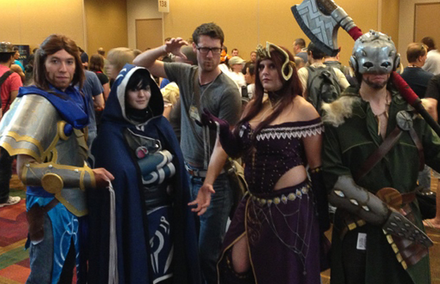 Gen Con: A Magical Four Days : Daily MTG : Magic: The ...