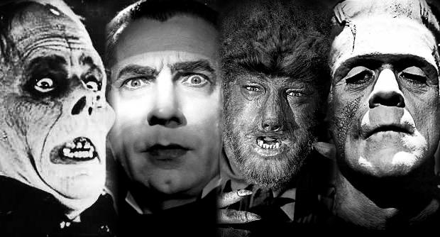 Old movie monsters