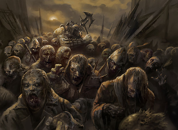Image result for innistrad zombies