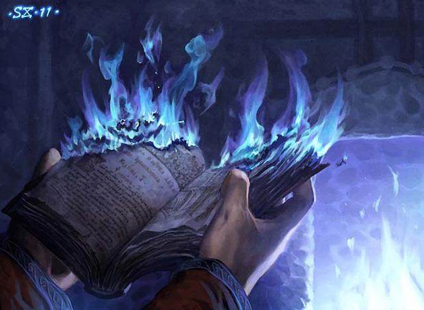 Image result for Magic barrier art