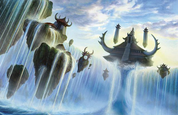 Changing planes daily mtg magic the gathering - Magic land wallpaper ...