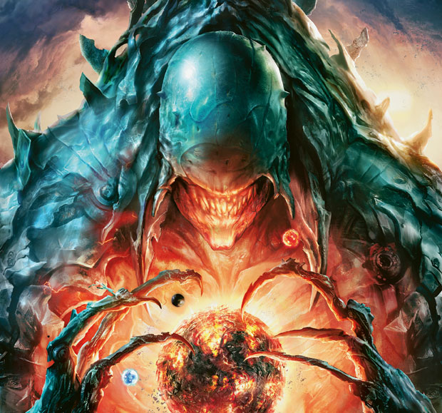 The Art of New Phyrexia's Factions | MAGIC: THE GATHERING Planeswalker S Guide To Mirrodin