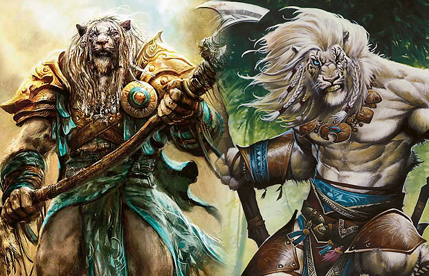 AJANI GOLDMANE - PLANESWALKERS | MAGIC: THE GATHERING