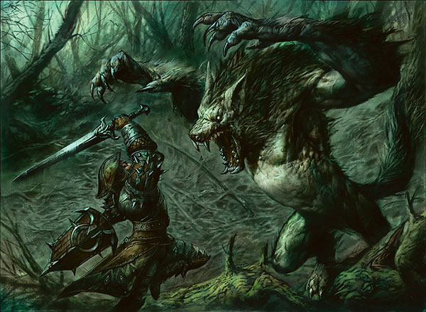 Planeswalker 39 s guide to innistrad kessig and werewolves - Innistrad wallpaper ...