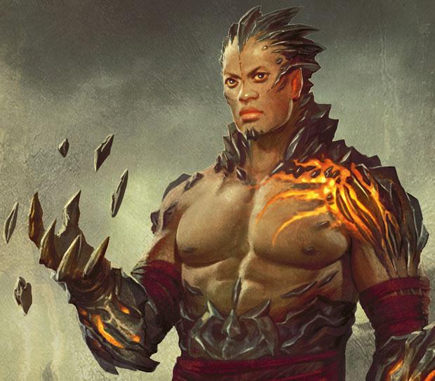 Ilustración de Koth of Hammer