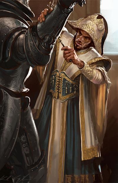 Darksteel Citadel Art