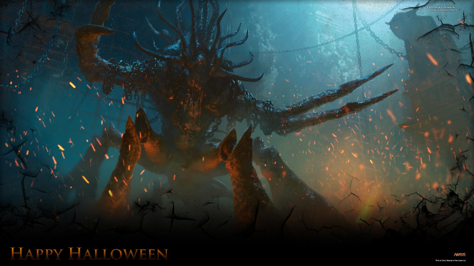 Secret Wallpaper Of The Week Halloween 2012