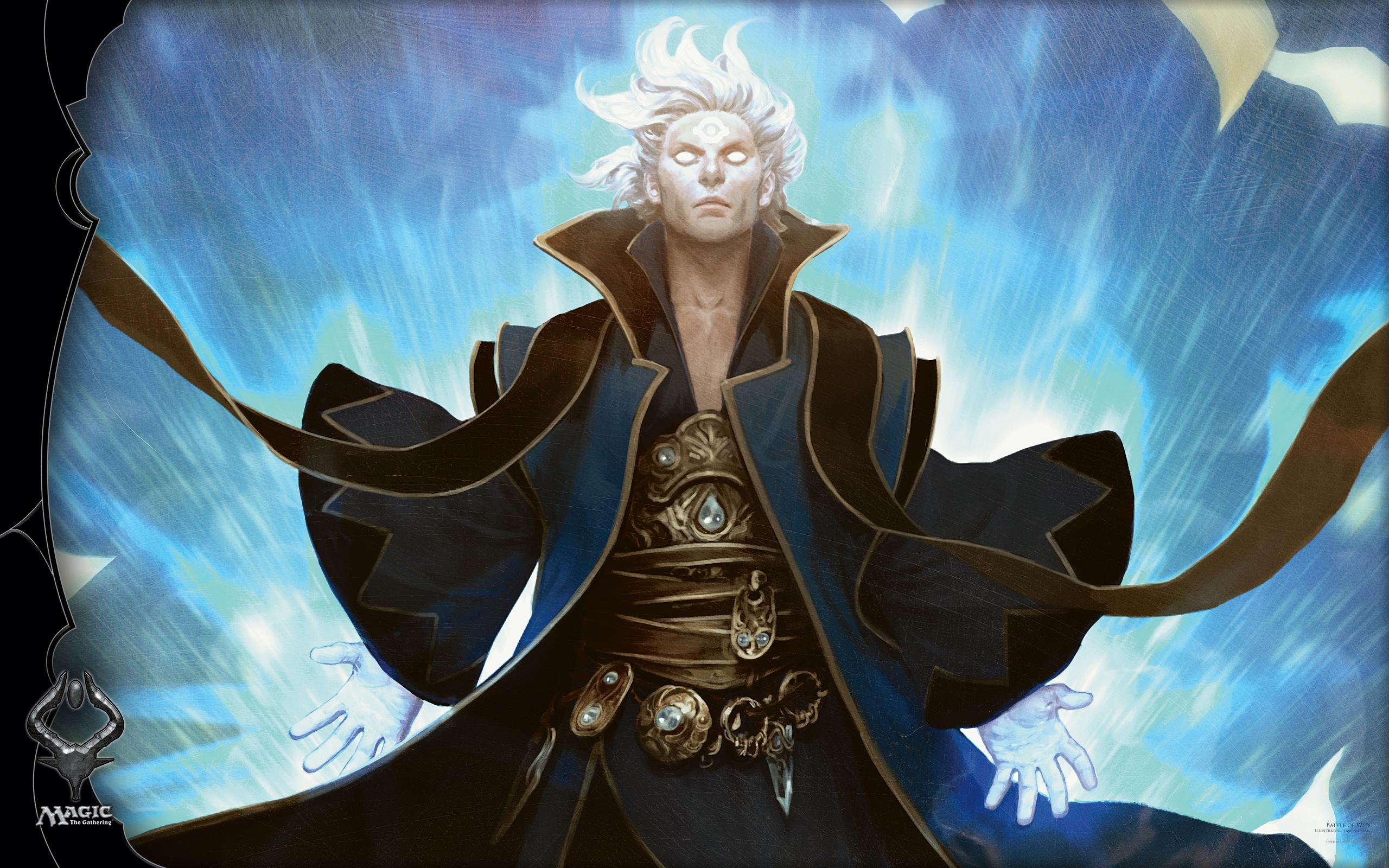 Aasimar sorcerer credit to MtG
