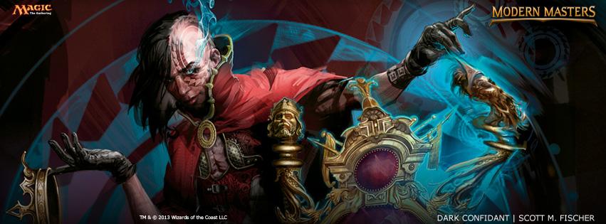 MTG Realm: 2013.06 Dark Confidant Modern Masters