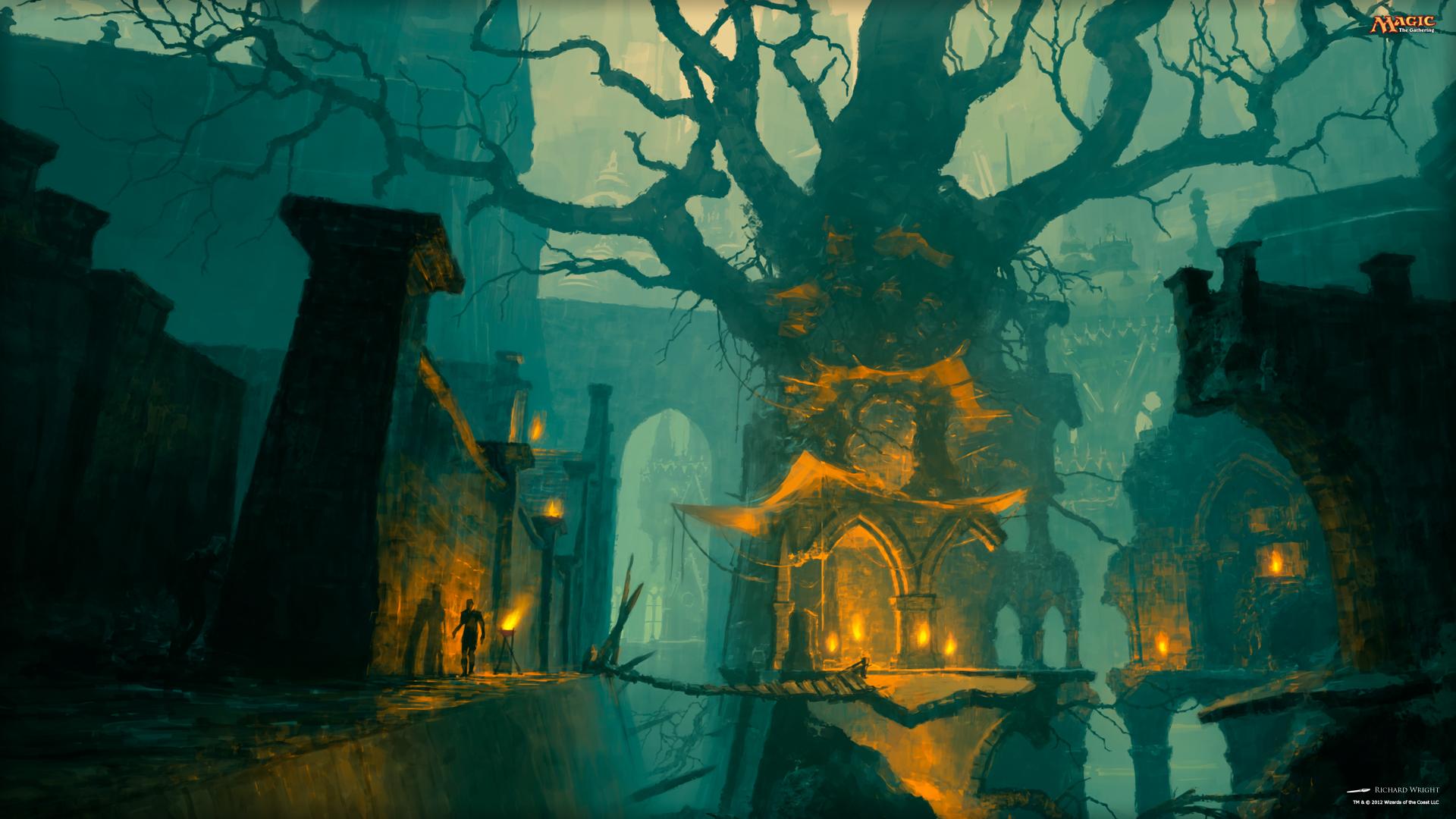 Mtg realm ravnica guild wallpapers - Magic land wallpaper ...