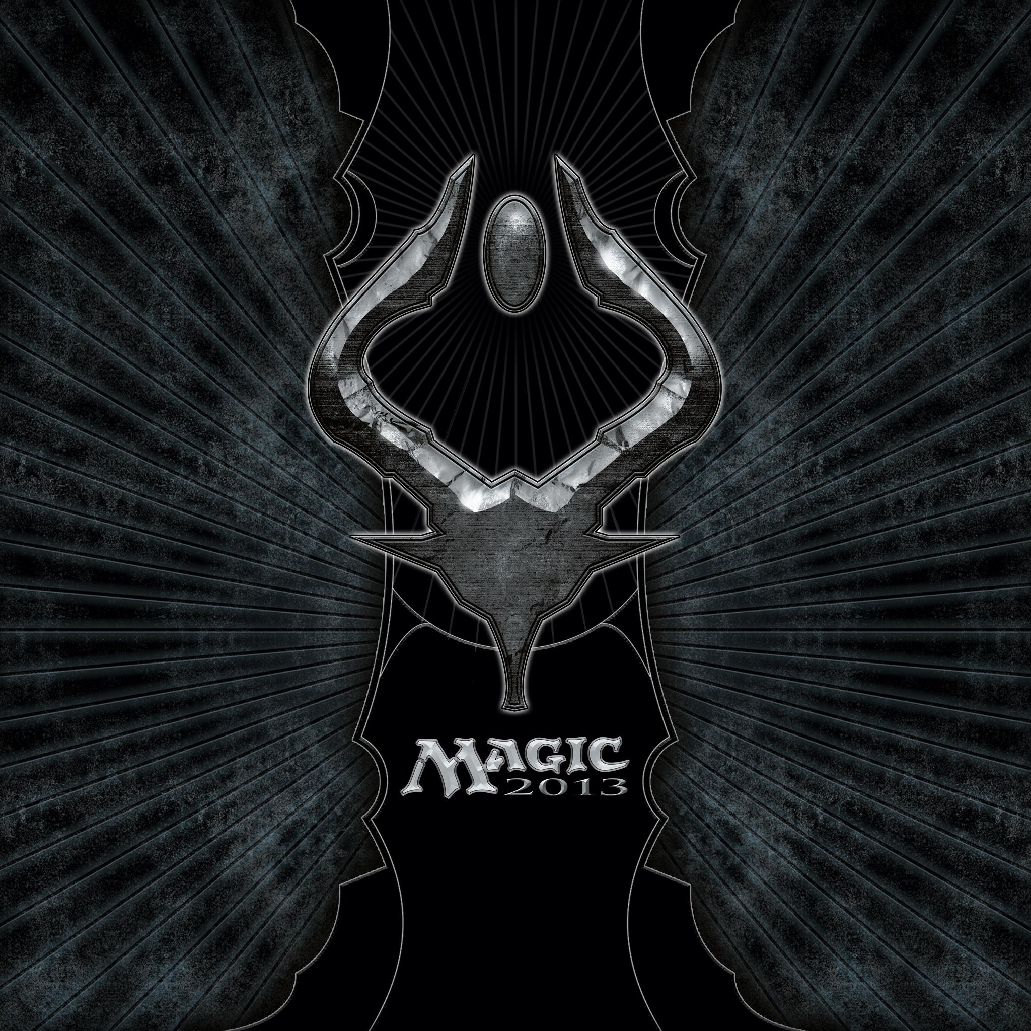 Magic Wallpaper: MTG Realm: Magic 2013 Wallpaper