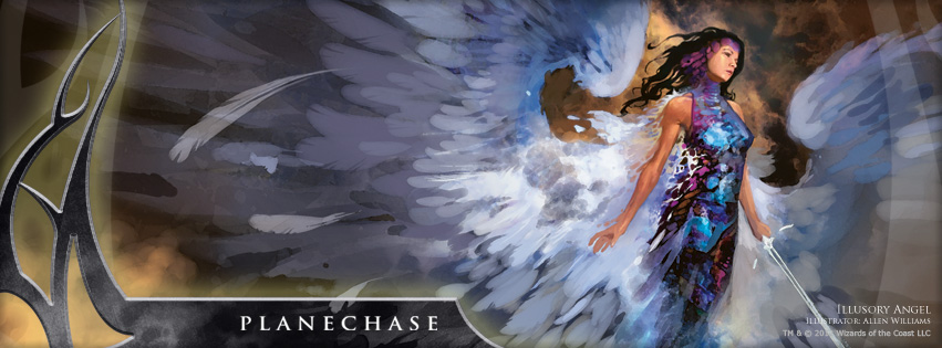 wallpaper of the week illusory angel magic the gathering
