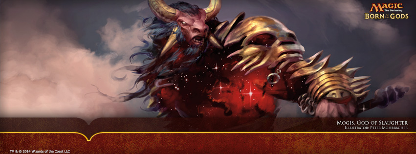 Wallpaper of the Week: Mogis, God of Slaughter | MAGIC ...
