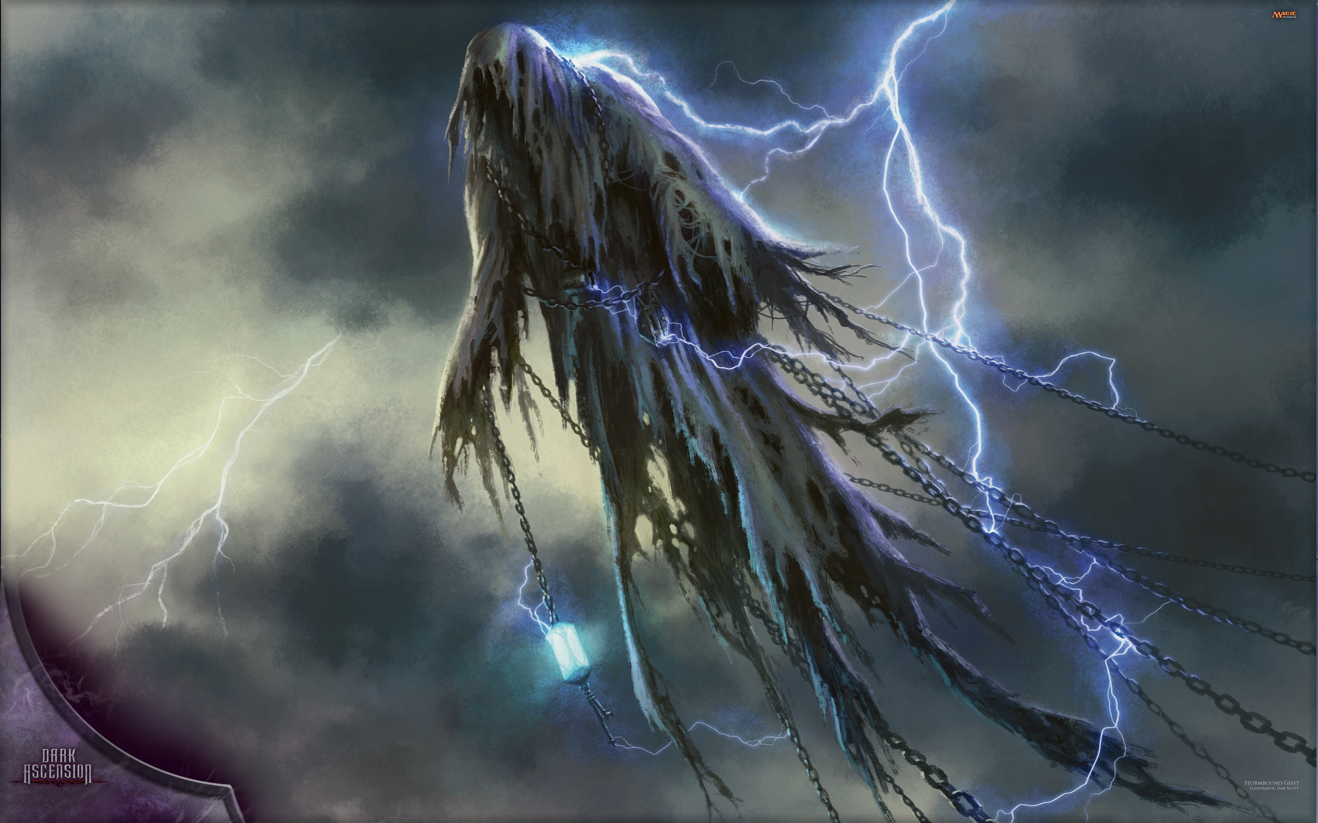 wallpaper of the week stormbound geist magic the gathering