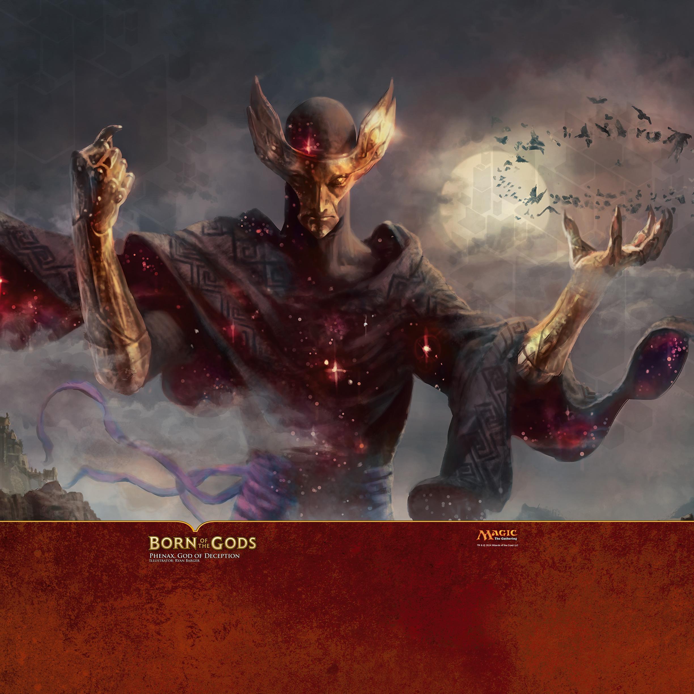 Gods Wallpaper: Wallpaper Of The Week: Phenax, God Of Deception