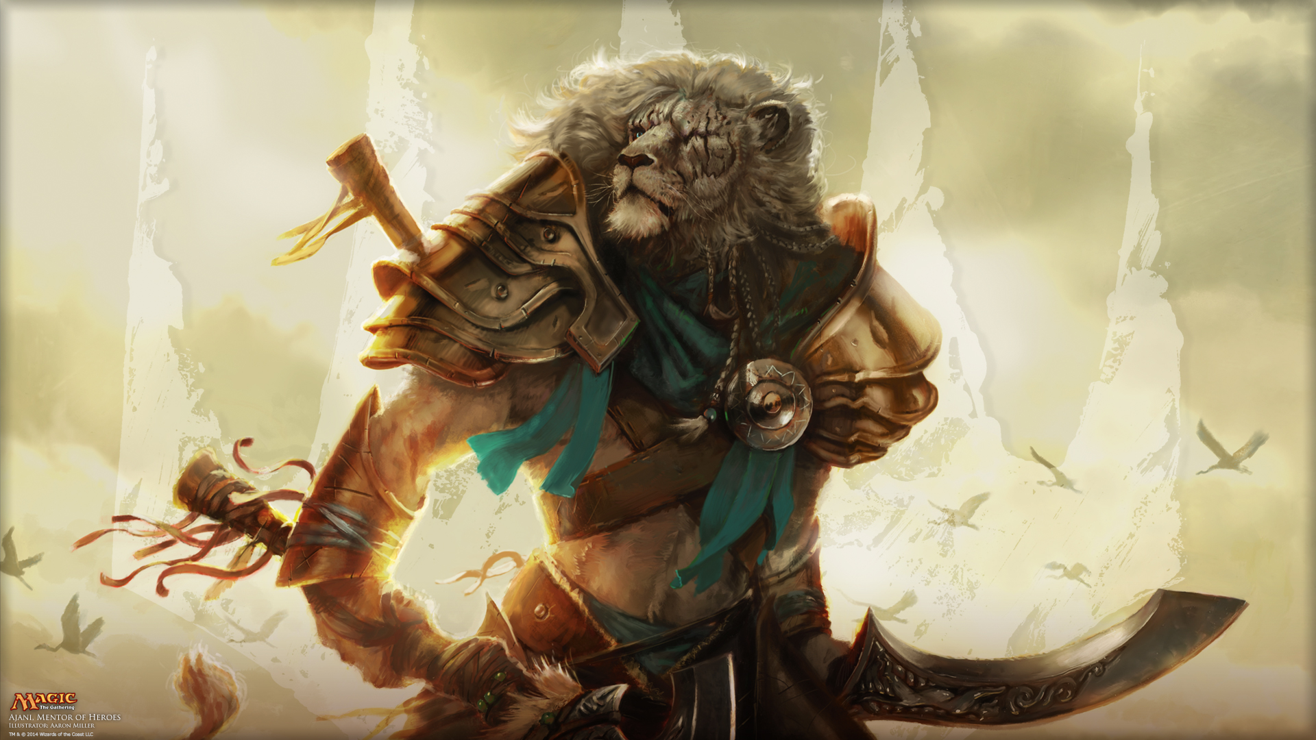 ajani wallpaper - photo #3